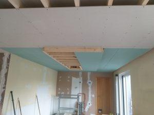 Consultez nos Services Faux plafond ossature bois et plaques Gyproc à Bois-de-Villers