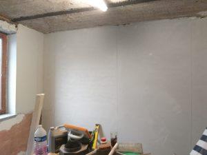 Consultez nos Services Rénovation plafonnage en Knauff MP75 à Profondeville