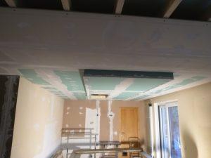 Consultez nos Services Faux plafond avec caisson pour hotte à Bois-de-Villers